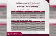 Inicia Consulta Ciudadana para integrar el Plan Municipal de Desarrollo en Guadalupe