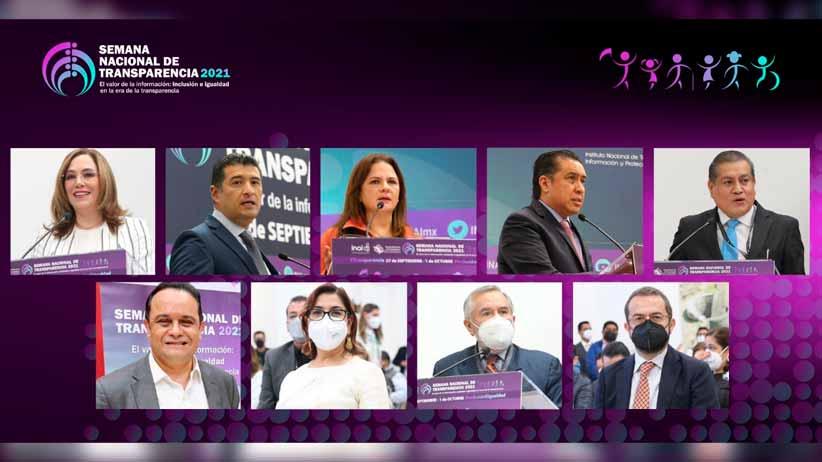 Semana Nacional de Transparencia 2021, histórica, INAI sale al encuentro de la voz de la ciudadanía de todo México