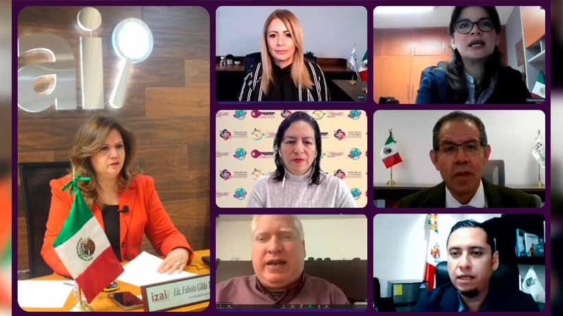 Transparencia proactiva contribuye a construir confianza ciudadana en las instituciones: Torres Rodríguez