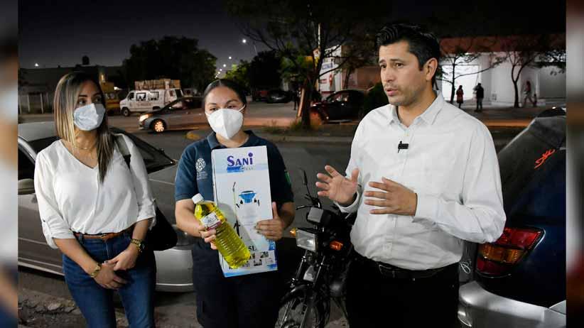 Julio César Chávez mantiene firme su compromiso de cuidar la salud de las y los guadalupenses