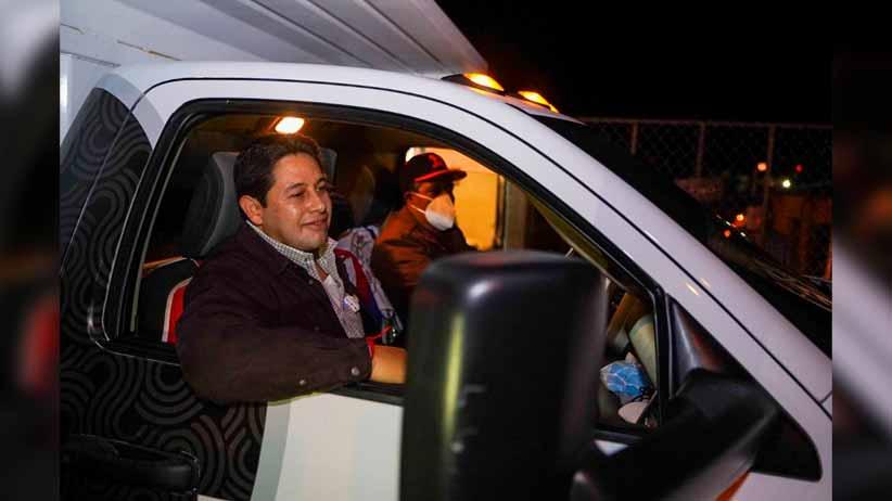 Mejorará el servicio de recolección de basura en la capital: alcalde Jorge Miranda