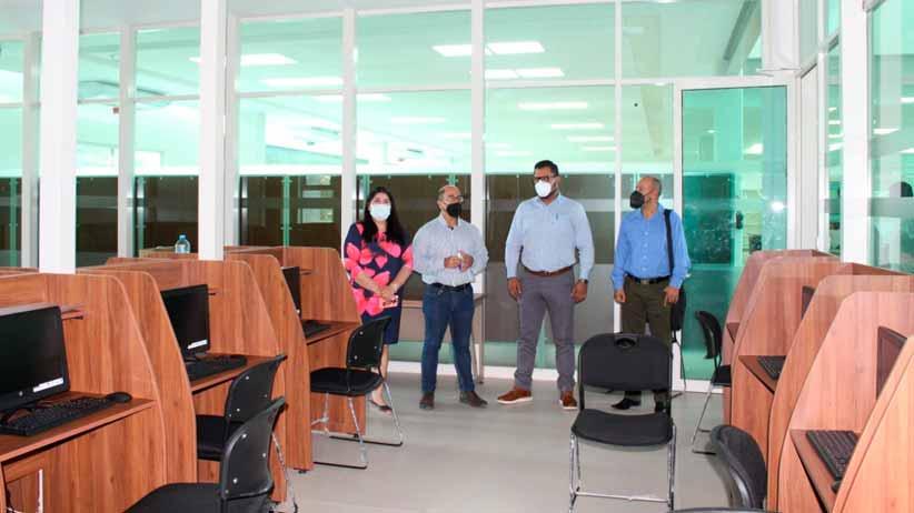Gestiona Gil Martínez construcción del campus de UPSZ en Tabasco