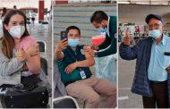 Concluye 2do. día de jornada especial de vacunación contra el Covid-19 para rezagados con la aplicación de 5 mil 599 dosis